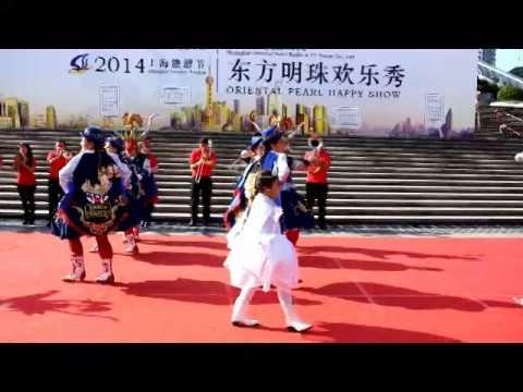 2014 Shanghai Tourism Festival - Banda Renacer of Chile 2