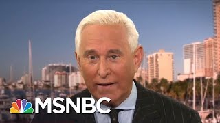 New Bombshell: Roger Stone Sought Assange Meeting In 2016 | The Beat With Ari Melber | MSNBC