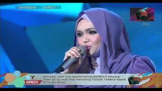 Download lagu Dato Siti Nurhaliza & Cakra Khan - Seluruh Cinta Live in APM gratis
