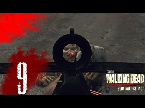 The Walking Dead: Survival Instinct   Walkthrough / Detonado Parte 9 - Breakdown!