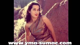 """ YMA SUMAC - The Voice vol. 2 "" NEW CD - 2013"