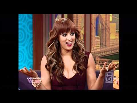 Wendy Interview w/ Tia Mowry 5/15/12