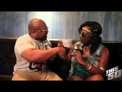 Gangsta Boo Talks