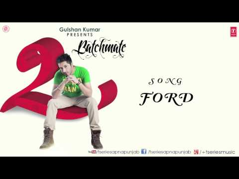 Watch Ford Song by Jassi Gill || Batchmate 2