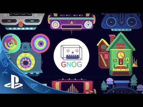 gnog: el colorido videojuego para morpheus