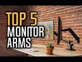 Best Monitor Arms In 2018   Which Is The Best Monitor Mount?