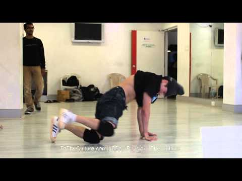 Bboy PHYSICX Hidden Practice Sessions