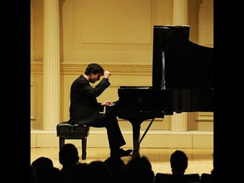 Vadim Chaimovich plays Sonata op. 5 by Brahms - Finale