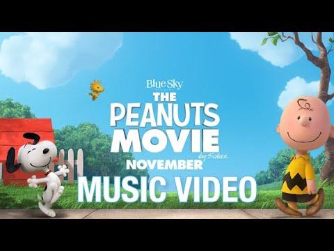 The Peanuts Movie (2015) Music Video
