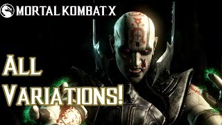 IMA MISS YOU ;_; Quan Chi All Variations Ranked with Dink!