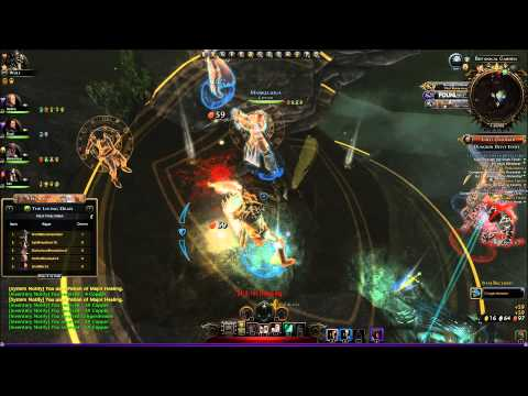 Neverwinter Epic Cloak Tower Guardian Fighter top DPS