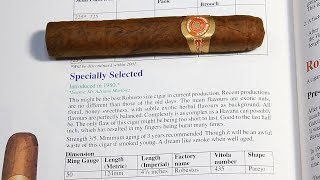 Ramon Allones Allones Specially Selected OUSC OISC 1997 Cuban Cigar Review Cuban Cigar Unboxing