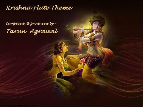 Krishna Flute Theme By Tarun Agrawal (original) video