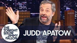 Judd Apatow Almost Got Arrested for a Candy Fight with Jimmy