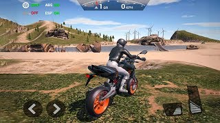 Ultimate Motorcycle Simulator 2019 - Android Gameplay