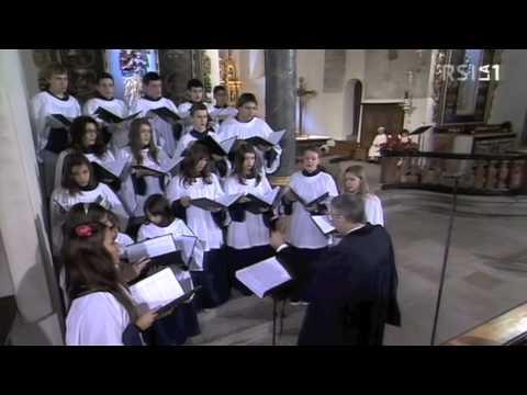 Offertorio: Jauchzet dem Herrn, Messa in diretta nazionale da Quinto (TI)
