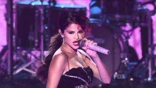 Selena Gomez - Love You Like A Love Song (live)