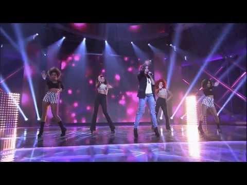 Anitta no Got Talent Brasil - Show das Poderosas 2006