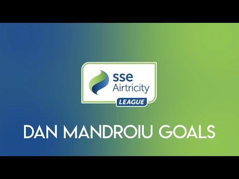 SSE Airtricity League | Dan Mandroiu's 2020 goals