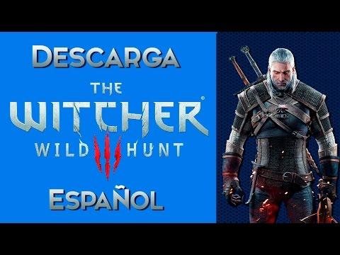 Como descargar e instalar The Witcher 3 para PC en Español