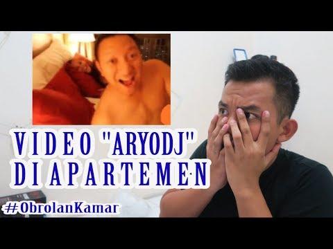 VIDEO ARYODJ DI APARTEMEN - #ObrolanKamar 16