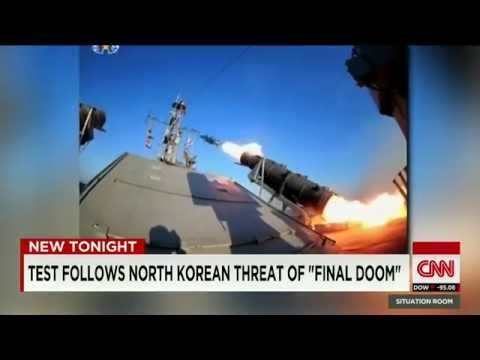 BREAKING NEWS: NORTH KOREA FIRES NEW CUTTING-EDGE MISSILE