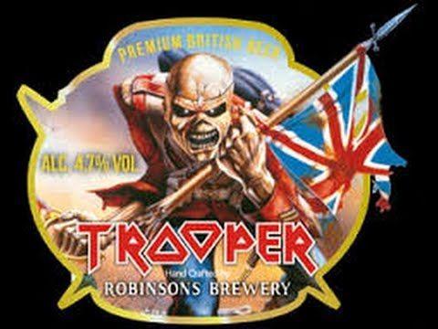 Iron Maiden Beer | Robinsons Trooper By Robinsons Brewery