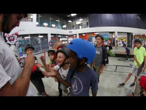 The Edge Skatecamp // Week 3 // 2017
