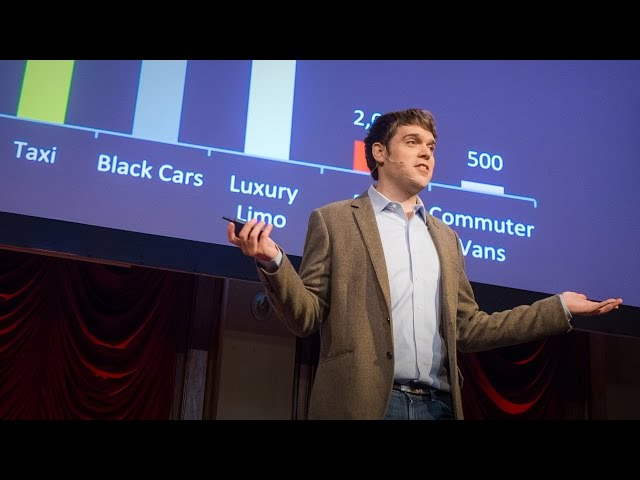 Ben Wellington: How we found the worst place to park in New York City — using big data