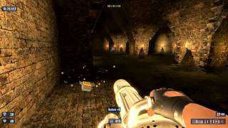Serious Sam HD: TFE - 09 - Sewers (Mental x86)