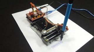 Hướng Dẫn Chế Máy Vẽ CNC Mini