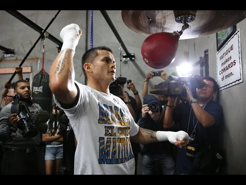 Marcos Maidana  Open Workout Live Stream  Tue 826  SHOWTIME Boxing