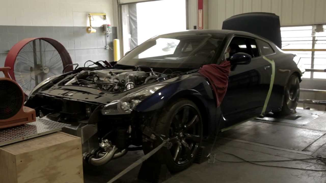 Switzer Performance R35 Switzer 2000hp Nissan R35 Gtr