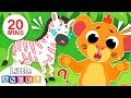 Baby Lion Sings Hakuna Matata Jungle Animals Songs For Kids Nursery Rhymes By Little Angel mp3