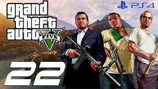 Grand Theft Auto V PS4 - Walkthrough Part 22 - Z-Type & Shooting Down Plane