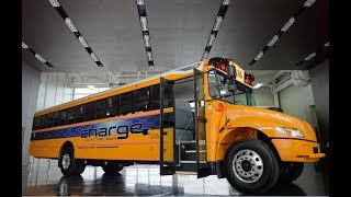 IC Electric Bus, chargE