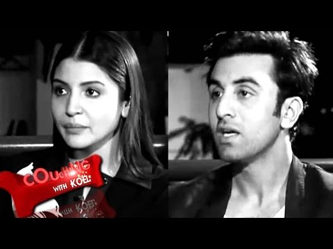 Couching With Koel : Anushka Sharma & Ranbir Kapoor