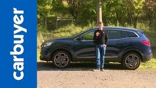 Renault Kadjar 2015 review - Carbuyer