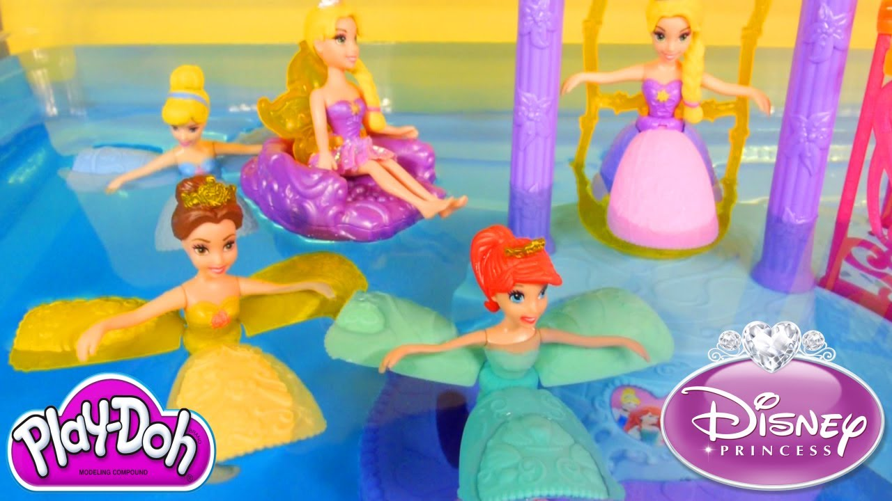 New Disney Princess Water