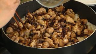 Uyen Thy's Cooking Express - Cơm Gà Áp Chảo