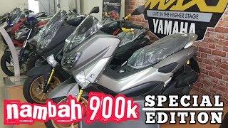 Yamaha n-max 2019 SE ( special edition ) + 900k
