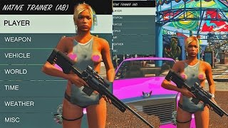 GTA 5 ONLINE HACKED On PS4 & XBOX ONE! MODDERS & HACKERS On GTA 5 Next Gen (GTA 5 GAMEPLAY)