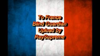 Watch Blind Guardian To France video