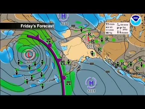 May 28, 2015 Alaska Weather Daily Briefing