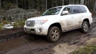 Toyota Land Cruiser 200 Hard Off road