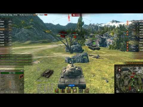 Противостояние: Америка (в роли М103) против СССР. World Of Tanks 18+