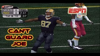 ESPN NFL 2K5 - They Can't Guard Joe Horn (PS2)