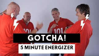 Energizer: Grab the finger - Gotcha