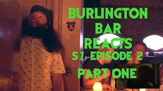 GAME OF THRONES Reactions at Burlington Bar /// 7x7 Part ONE \\\\\\