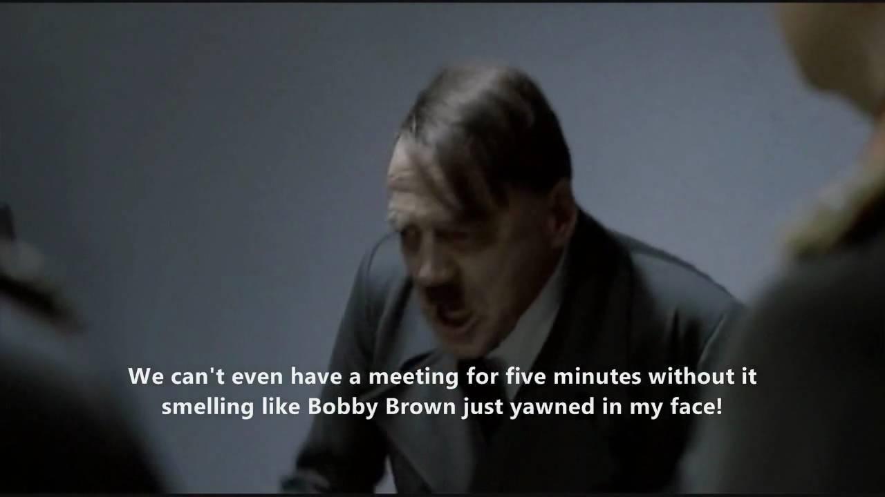 Hitler Smells A Fart Youtube